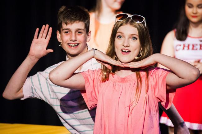 High School Musical, Urmston Musical Theatre Juniors