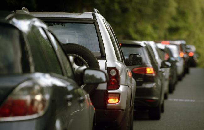 Traffic warning ahead of 'busiest summer getaway for five years'