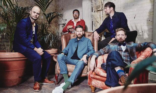 CD reviews : Kaiser Chiefs, The Easy Way, Martin Simpson, Charlie Grey &  Joseph  Peach