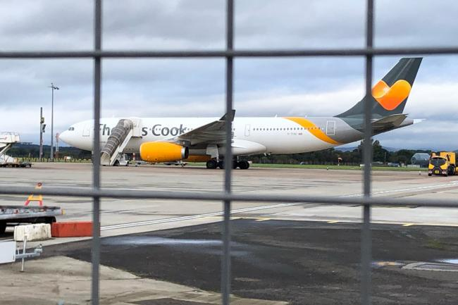 Huge jobs fair at Manchester Airport following collapse of Thomas Cook