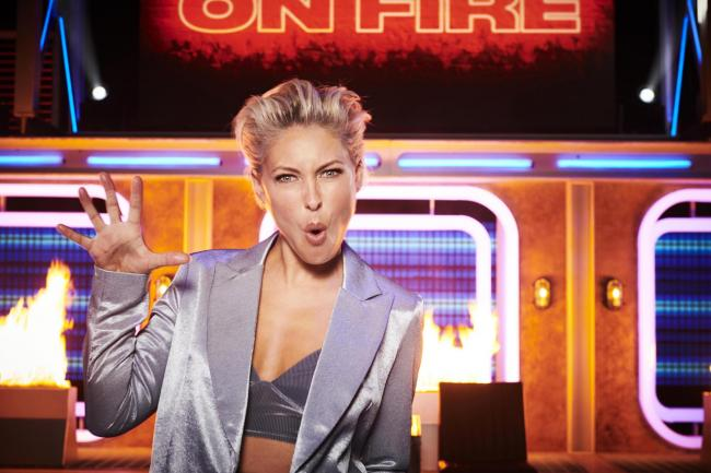 Emma Willis on Pants On Fire