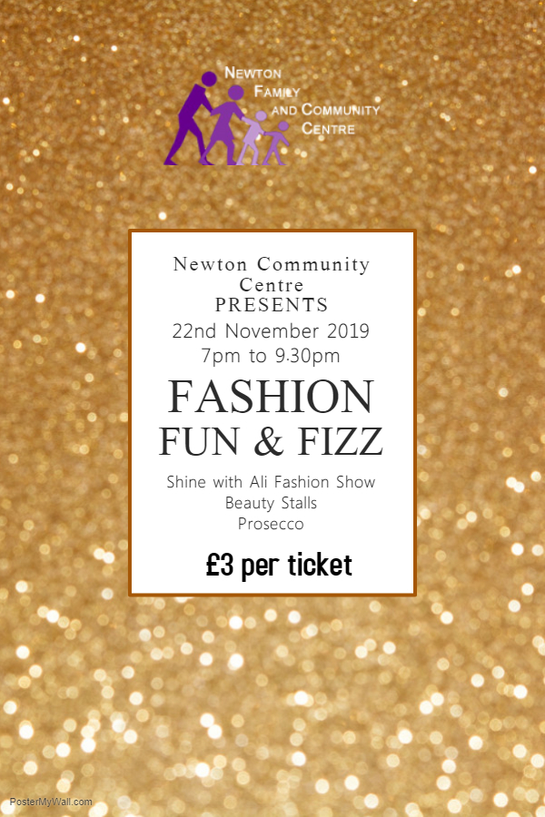 Fashion, Fun & Fizz!
