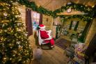 Chill Factore Christmas grotto