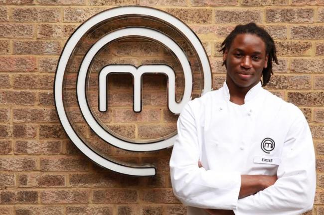 SKILLS: Exose Grant Lopo-Ndinga will appear on MasterChef