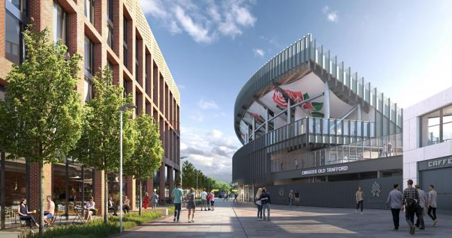Plans for development of Lancashire Cricket Ground approved