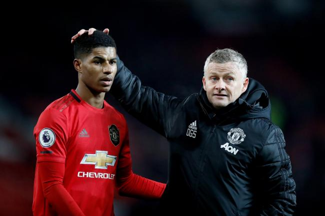Manchester United manager Ole Gunnar Solskjaer has dismissed Ian Wright's remarks over his handling of Marcus Rashford