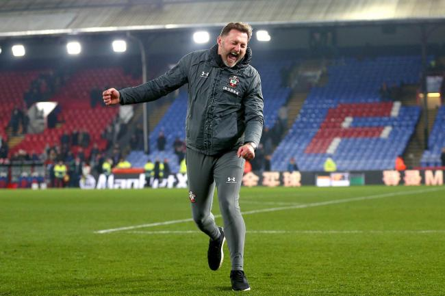 Ralph Hasenhuttl has led Southampton out of the bottom three during the last month