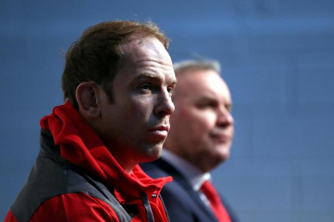 Alun Wyn Jones expects a slow transition from Warren Gatland's tactics to new coach Wayne Pivac