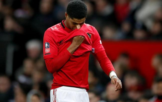 Marcus Rashford is facing a race against time to be fit for Euro 2020