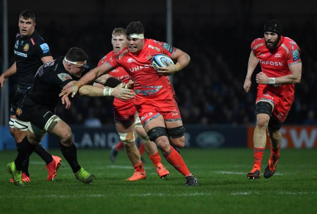 Exeter 19-22 Sale: Sharks strengthen bid for top-two spot