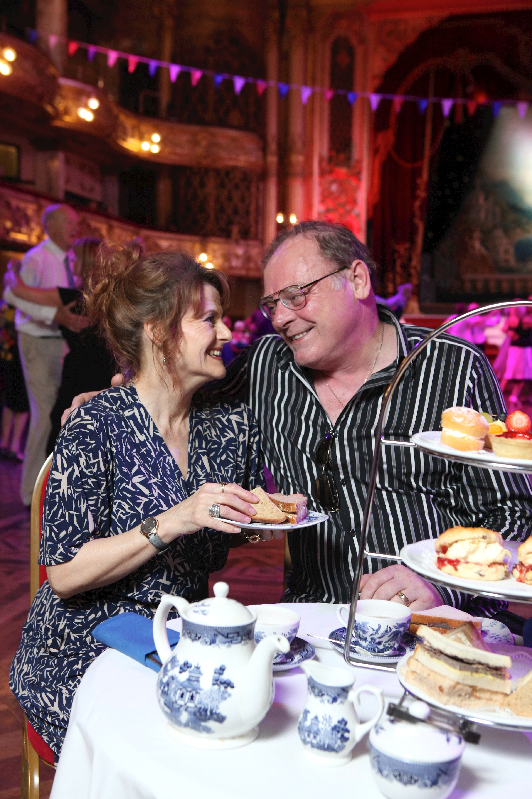 Valentine's Day at The Blackpool Tower Ballroom