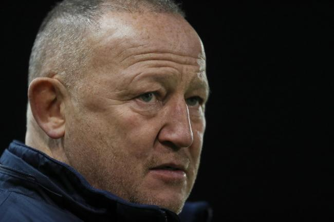 Sale Sharks' director of rugby Steve Diamond