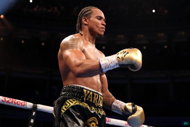 Anthony Yarde says his father has died of coronavirus (Steven Paston/PA).
