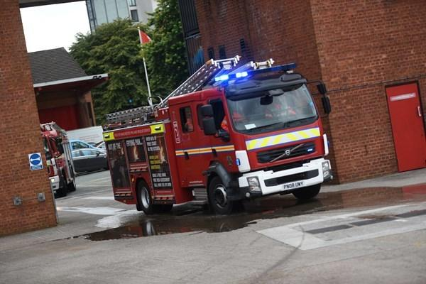 Greater Manchester Fire Service