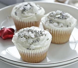 Messenger Newspapers: Honey and Lavender Cup Cakes
