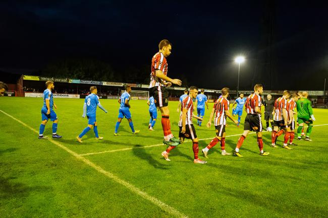 Altrincham FC vs Chester FC