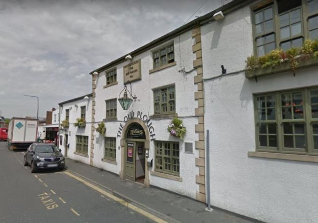 The Old Plough pub in Ashton upon Mersey, Sale. Photo: Google Maps
