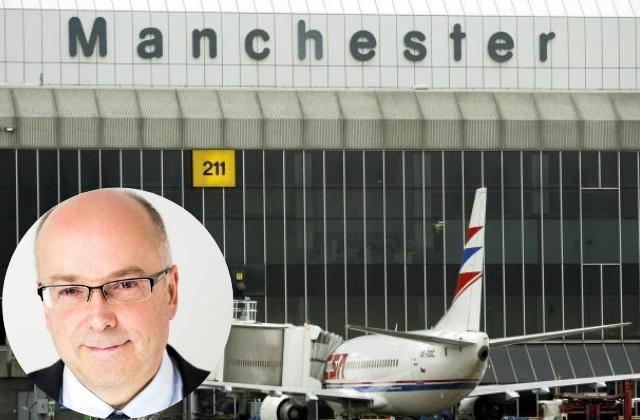 Government inaction over travel with pandemic is hurting airports like Manchester said CEO