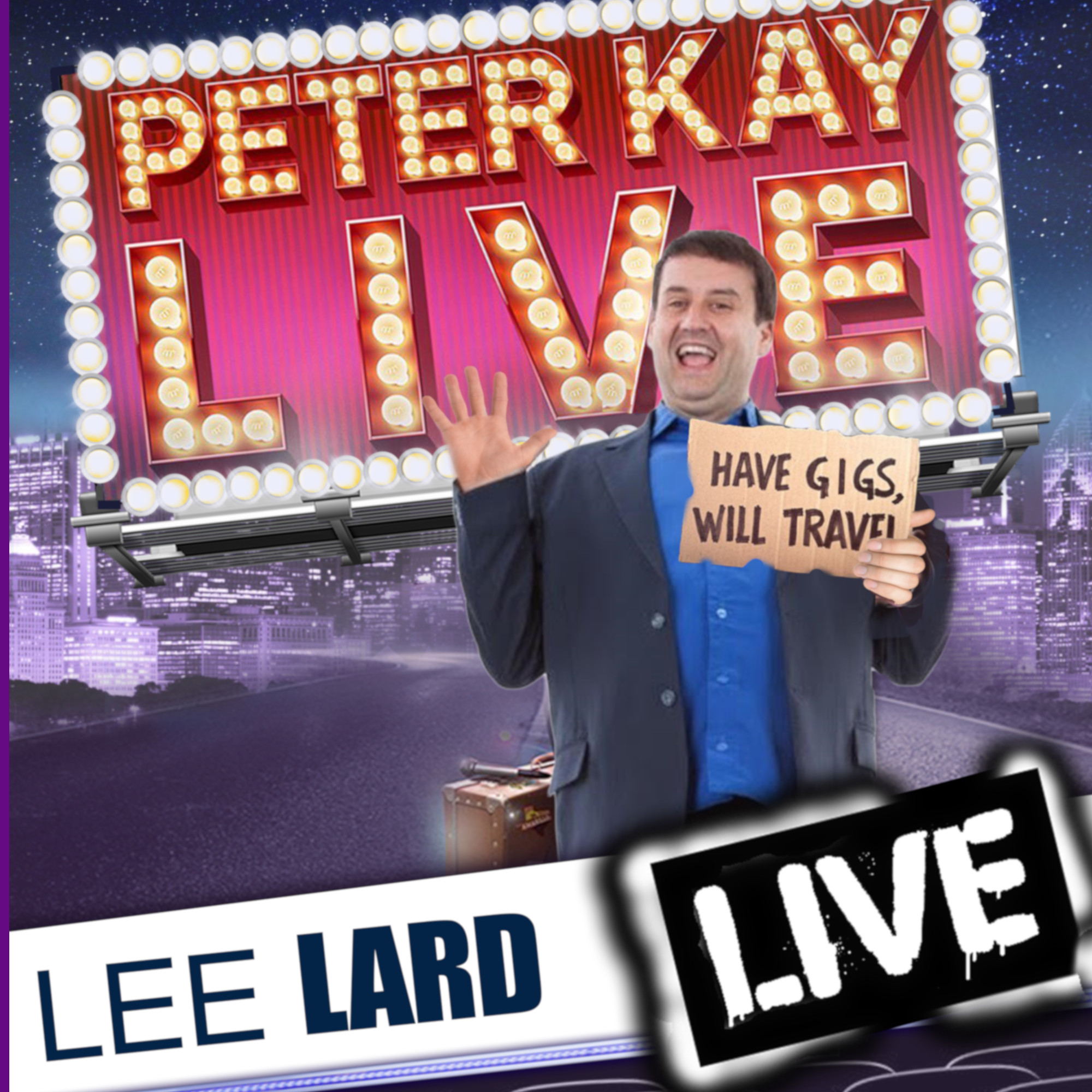 PETER KAY TRIBUTE - Lee Lard