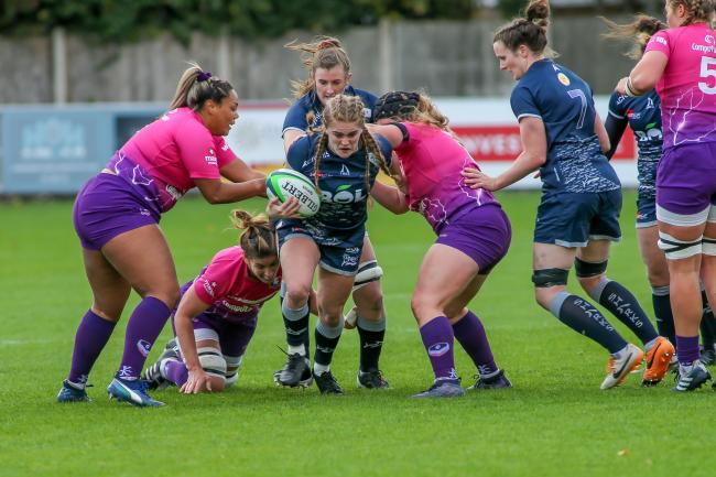 Sale Sharks Women lost out to Loughborough Lightning