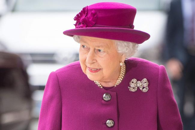 Her Majesty The Queen to address the country today in a rare televised speech