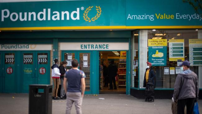 Poundland to reopen 29 stores this week - is your local store included? (PA)