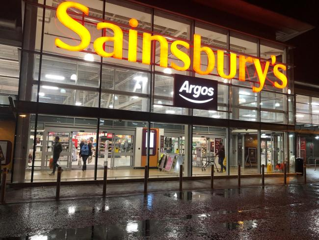 Sainsbury's and Argos staff to get a third pay rise since start of pandemic. (PA)