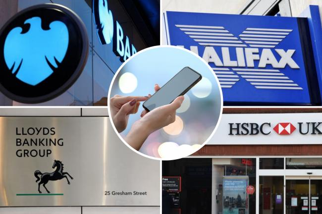 HSBC, Barclays, Lloyds and Halifax customers sent urgent scam warning (PA/Canva)