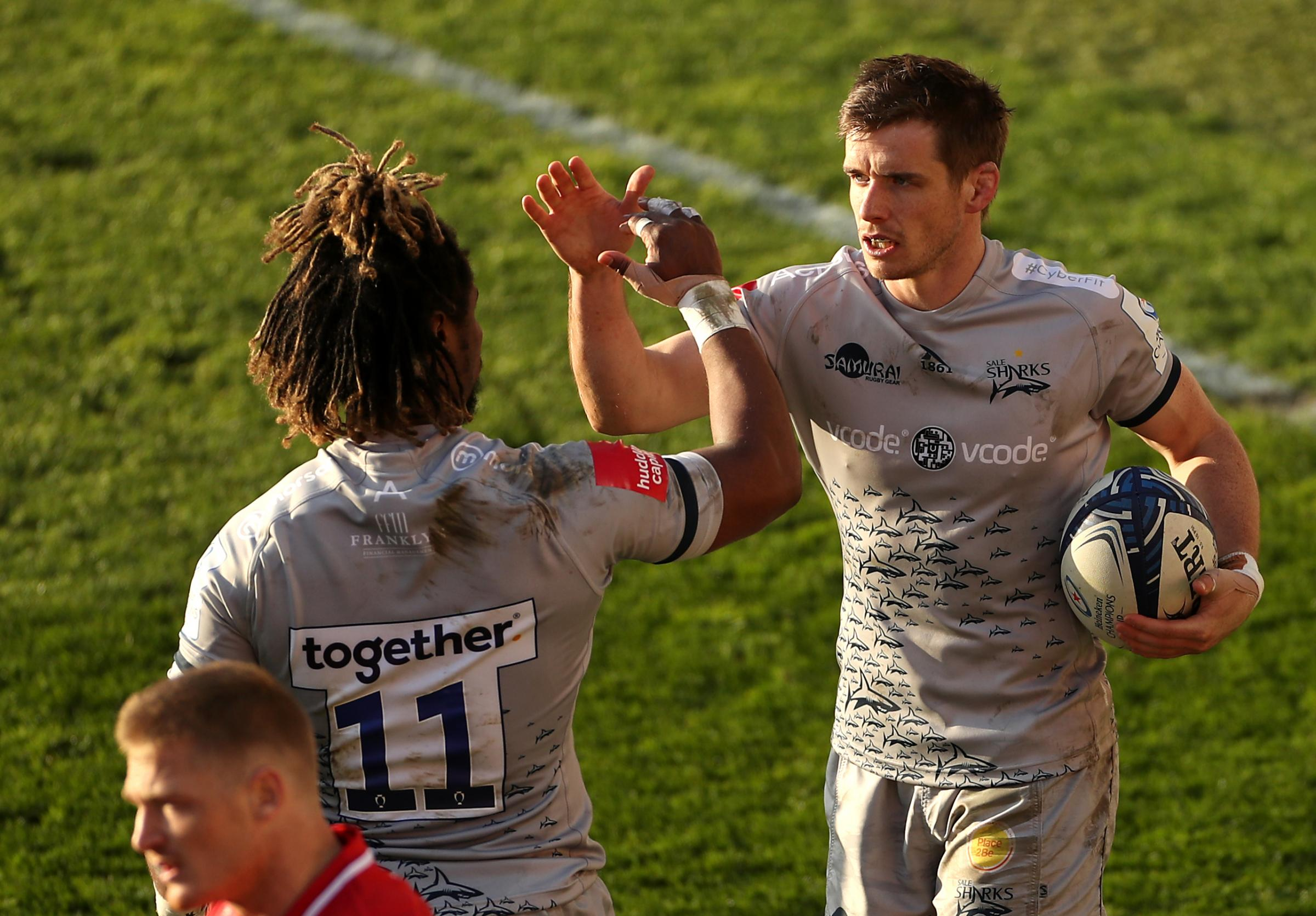 Sale Sharks are ready to take on La Rochelle's 'galacticos'