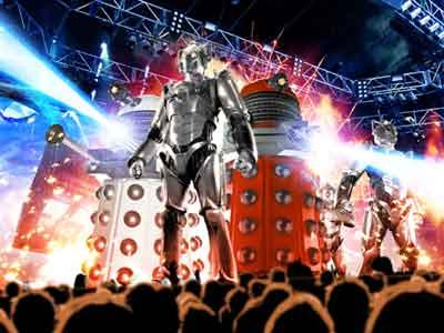 Out of this World - Doctor Who Live