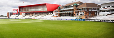 Messenger Newspapers: Lancashire cricket ground