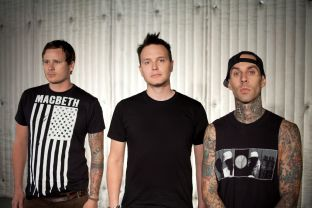 Blink 182 to headline their first UK arena tour in July