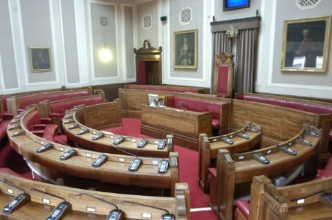 Controversy over council chamber plans