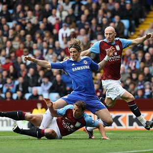 Torres on target in Blues win