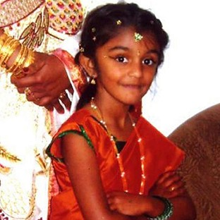 Thusha Kamaleswaran was shot when three men fired at her aunt's shop in south London