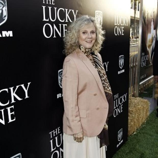 Blythe Danner doesn't believe in destiny
