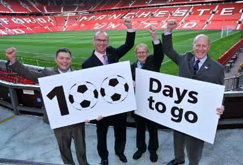Security tests to be carried out as Trafford prepares to welcome Olympic football