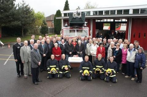 Open day to mark Altrincham Fire Station's 50th anniversary