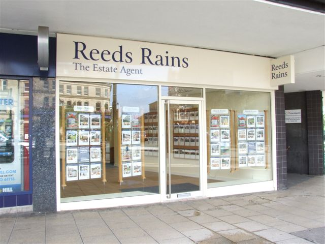 Reeds Rains Estate Agent Bury