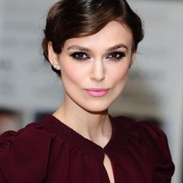 Keira Knightley has taken on a rare comedy role in her latest film