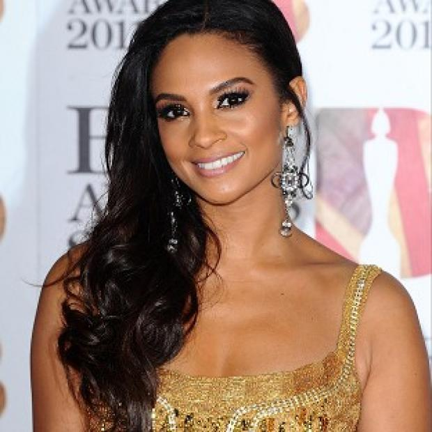 Alesha Dixon has always had a love for sport