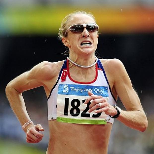 Paula Radcliffe is adamant that her running career is not over