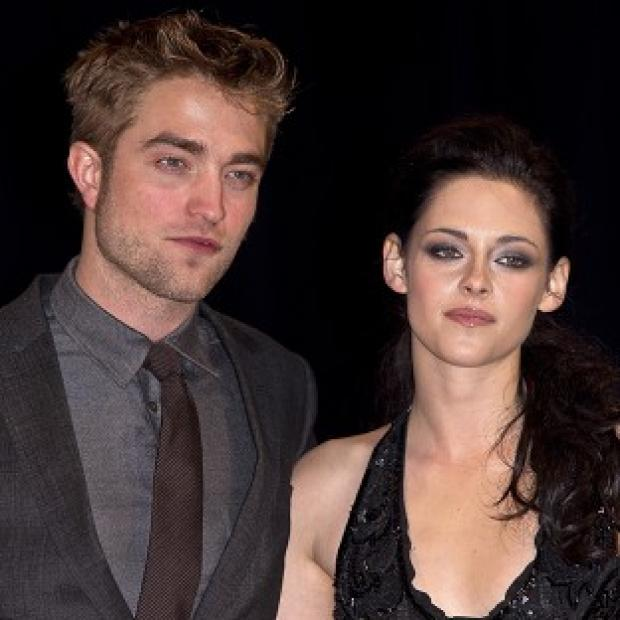 Moving vans have been spotted outside the home of Robert Pattinson and Kristen Stewart