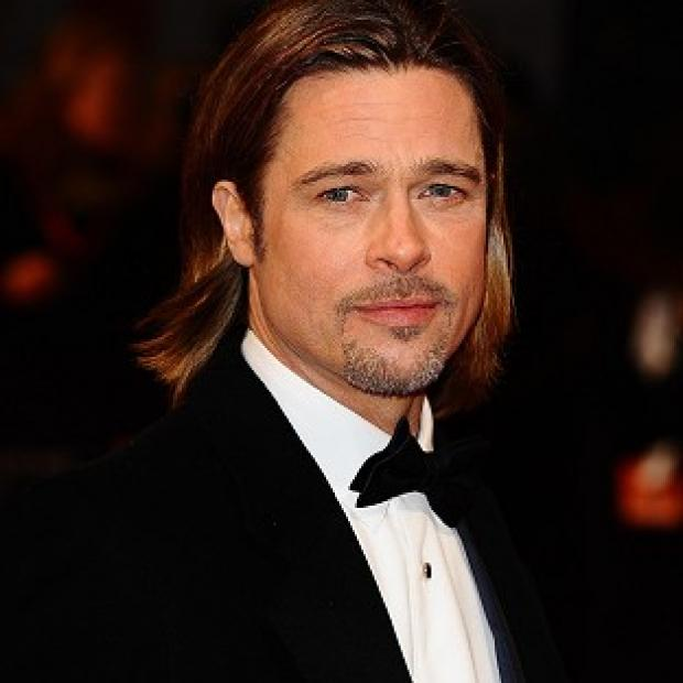 Brad Pitt has not suffered a snowboarding tragedy