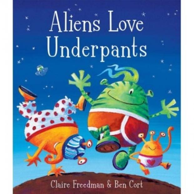 Underpants loving Aliens head to Altrincham