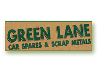 Green Lane car spares and scrap metal dealers