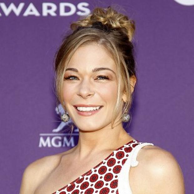 LeAnn Rimes checked herself into a treatment facility