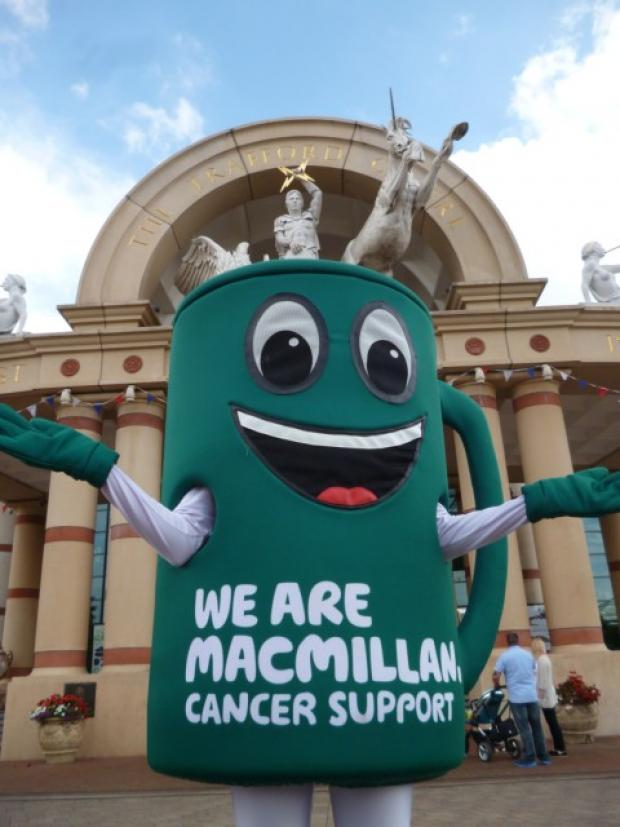 Excitement Brews in Trafford for Biggest Macmillan Fundraising Event