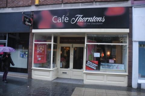 Surprise closure of Thorntons Altrincham leaves regulars 'devastated'