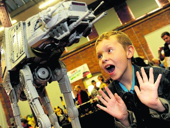 Star Wars will be taking over our region for five months, as part of a new attraction at the Trafford Centre.
